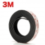 25-4mm-x-1m-3m-dual-lock-sj3550-black-vhb-mushroom-adhesive-fastener-tape-type-250free